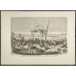 1860 - Sépulture...