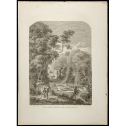 1860 - Sépultures...