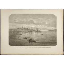 1860 - Port d'Okhotsk en...
