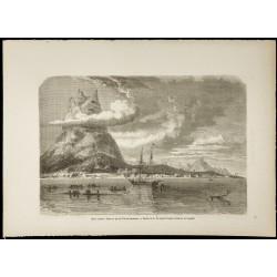 1860 - Île de Bora-Bora,...