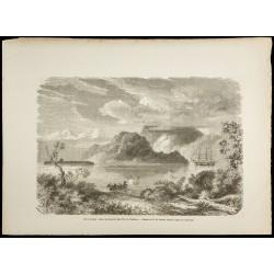 1860 - Baie de Manevai à...