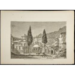 1860 - Monastère de...