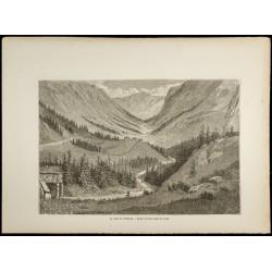 1860 - La vallée de...