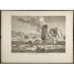 1860 - Iran - Faubourg de...