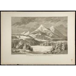 1860 - Les monts San-Francisco