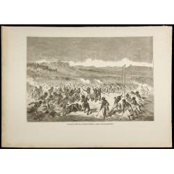 1860 - Indiens Choctaws...
