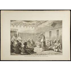 1860 - Soirée chez un riche...