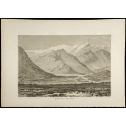 1860 - La vallée de Noukha