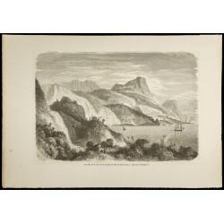 1860 - Jamaïque Baie de...