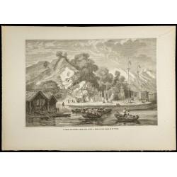 1860 - La pagode des...
