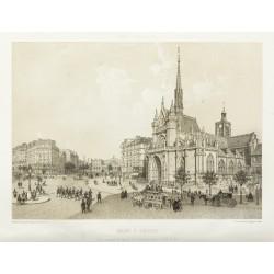 1873 - Église St Laurent et...