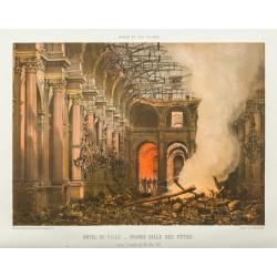 1873 - Hôtel de ville de...