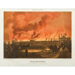 1873 - Incendie du Palais...