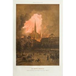 1873 - La Sainte Chapelle...