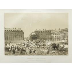 1873 - Colonne de la Place...
