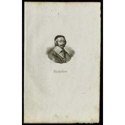 Portrait de Richelieu