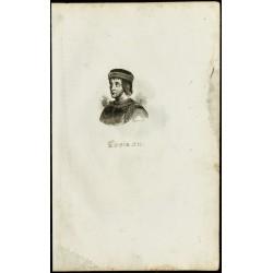 Portrait de Louis XII - Roi...