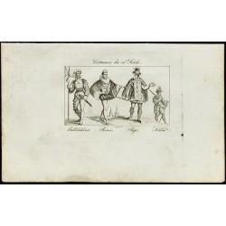 Costumes du 16e siècle