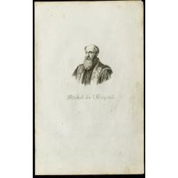 Portrait de Michel de...