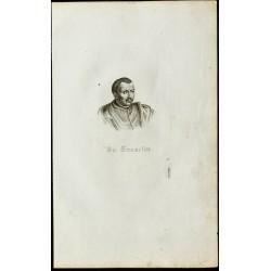 Portrait de Bertrand du...