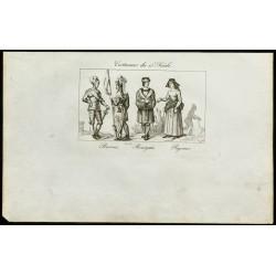 Costumes du 15ème siècle