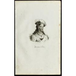 Portrait de Jeanne d'Arc