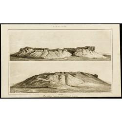 1852 - Mujilibey ruines des...