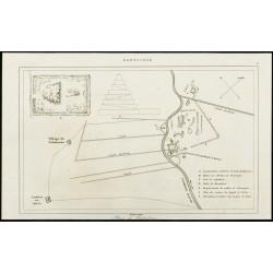 1852 - Plan de Babylone -...