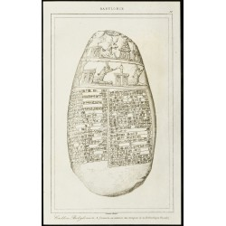 1852 - Caillou Michaux...