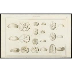 1852 - Monnaies...