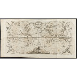 1770 - Mappemonde - The World
