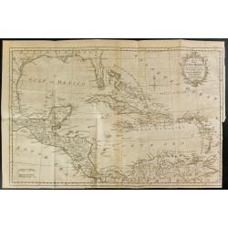1777 - Antilles et Golfe du...