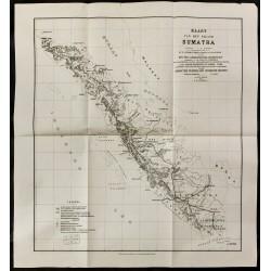 1891 - Sumatra - Grande...
