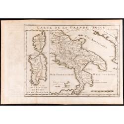 1747 - Carte de la grande...