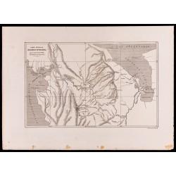 1880 - Carte du Darien...