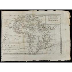 1780c - Carte ancienne de...