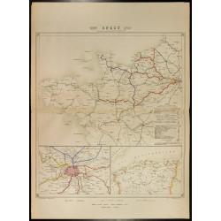 1862 - Ouest de la France -...