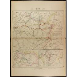 1862 - Est de la France -...