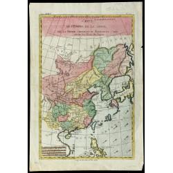 1780 - Carte ancienne de...