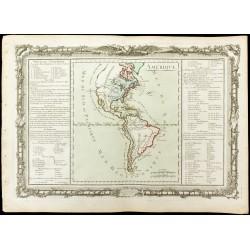 1764 - Carte ancienne de...