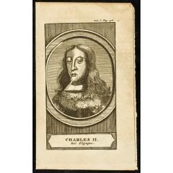 1710 - Portrait de Charles II