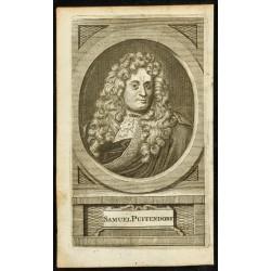 1710 - Portrait de Samuel...