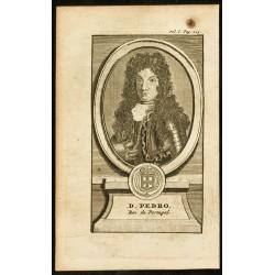 1710 - Portrait de Pierre II