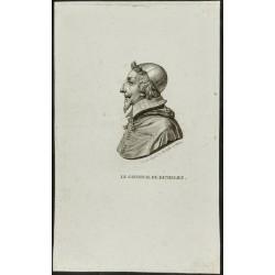 Portrait du Cardinal de...