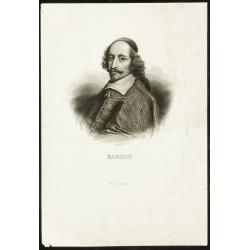 Portrait de Mazarin