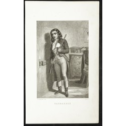 Portrait en pied de Barbaroux