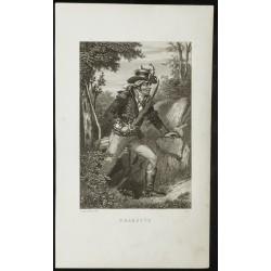 Portrait en pied de Charette