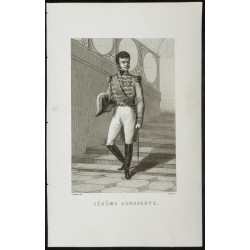 Portrait en pied de Jérôme...