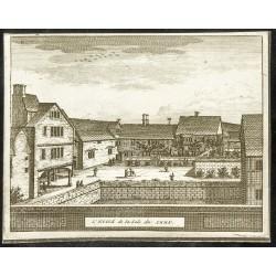 1707 - Hertford College à...