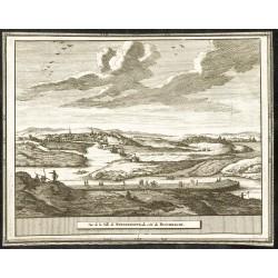 1707 - Vue de New Aberdeen...